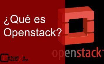 QUE ES OPENSTACK