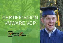 certificacion vcp