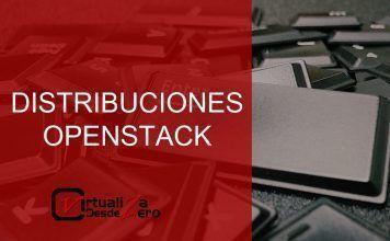 distribuciones openstack