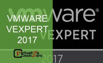 VMWARE-VEXPERT-2017