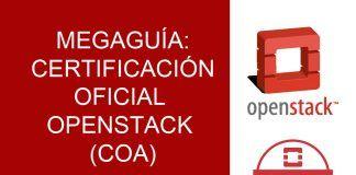 certificación openstack coa