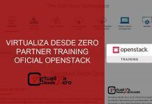 PARTNER TRAINING OFICIAL OPENSTACK