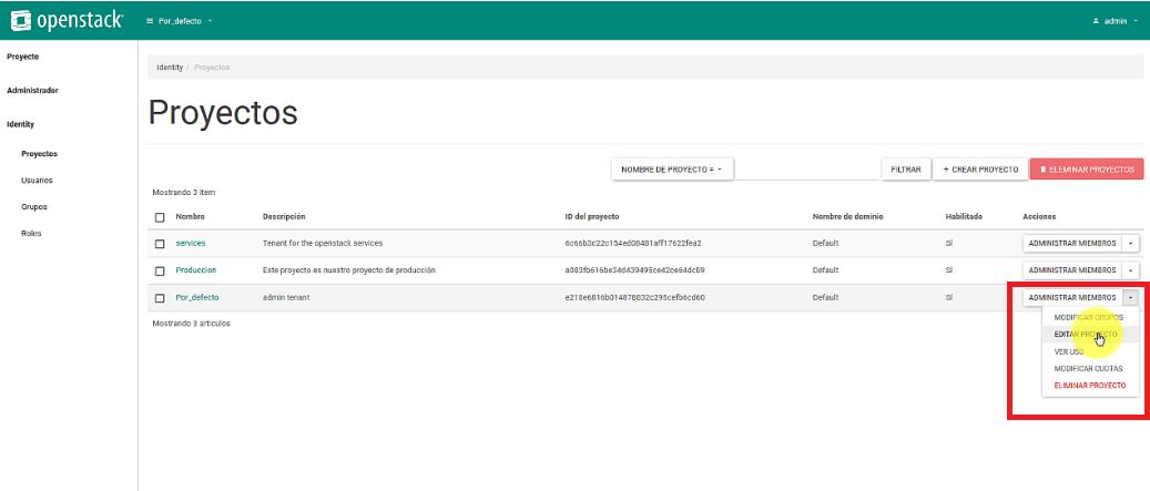 gestionar permisos de usuarios y grupos en openstack3