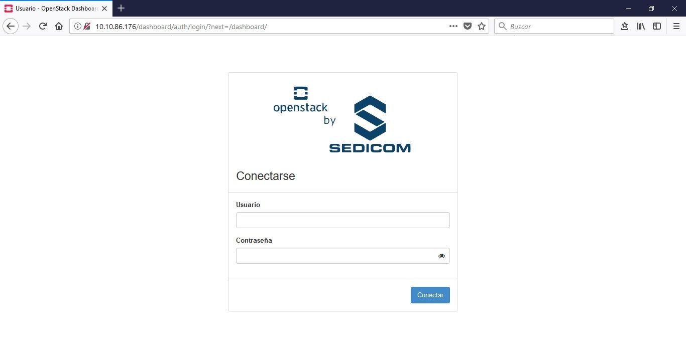 habilitar multidominios en openstack