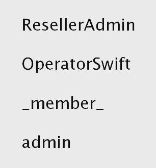 roles por defecto en openstack