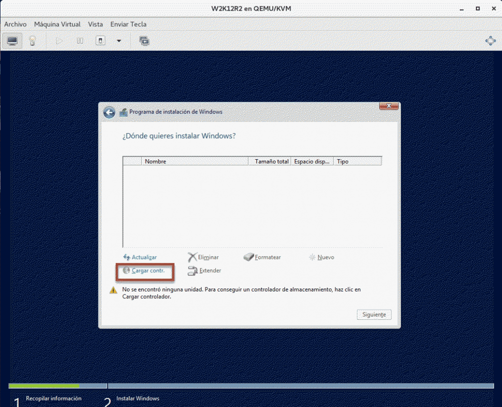 windows en openstack 10