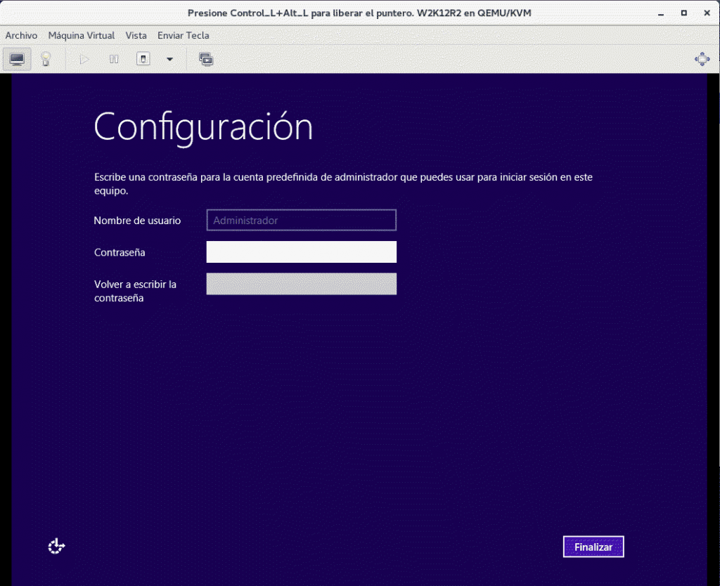windows en openstack 15