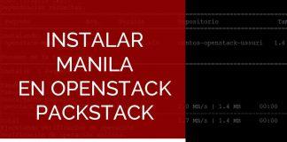 INSTALAR-MANILA-EN-OPENSTACK-PACKSTACK